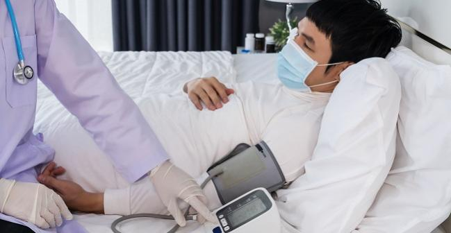 Risk of Dying Doubled in Wuhan COVID-19 Patients With Hypertension