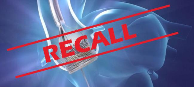 Lotus Edge TAVR Device Recalled and Discontinued Worldwide