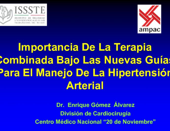 Denervación hipertensión renal