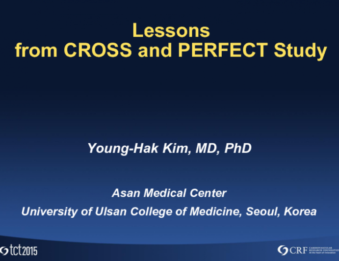 Cross and Perfect Randomized Studies