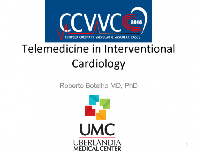 Telemedicine in Interventional Cardiology