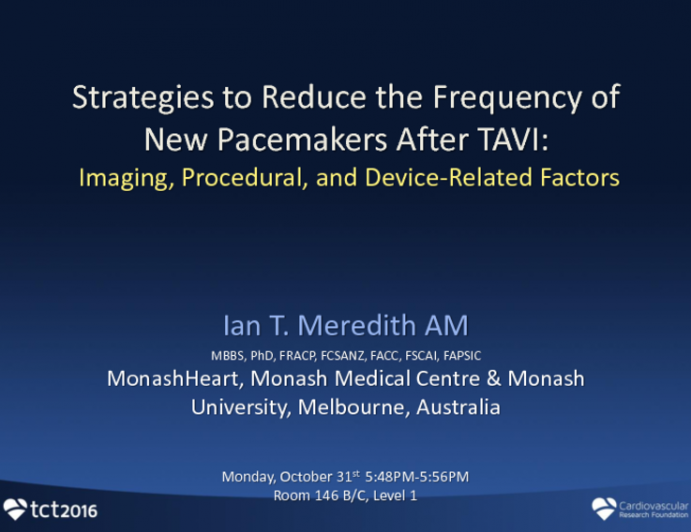 Strategies to Reduce the Frequency of New Pacemakers After TAVR: Imaging, Procedural, and Device-Related Factors
