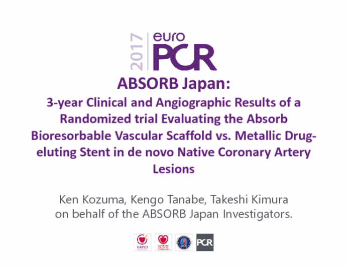 ABSORB Japan Results