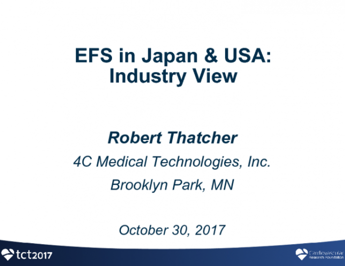 EFS in Japan & USA: Industry View