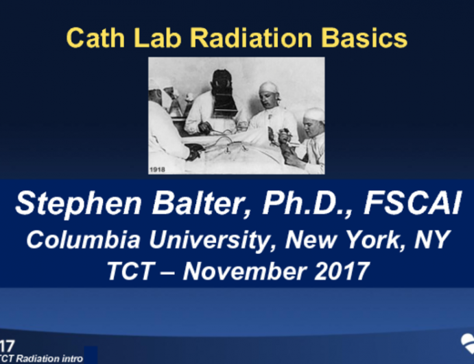 Overview of Physics and Radiobiology
