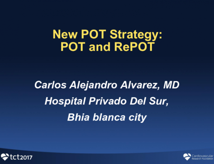 New POT Strategy: POT and Re-POT