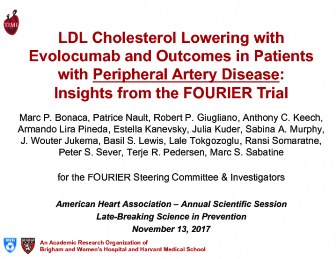 Insights from the FOURIER Trial
