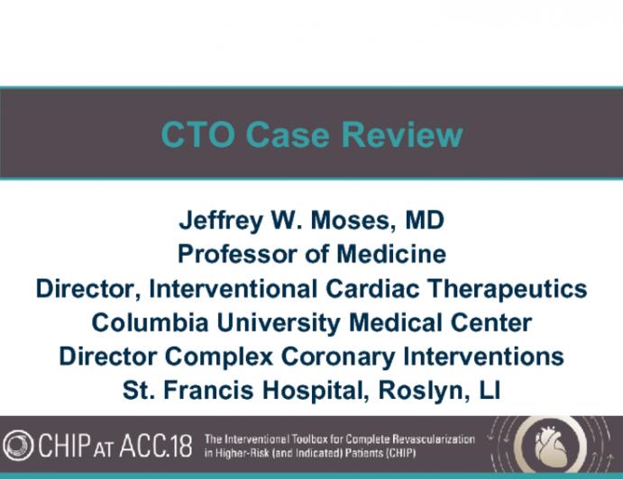 CTO Case Review