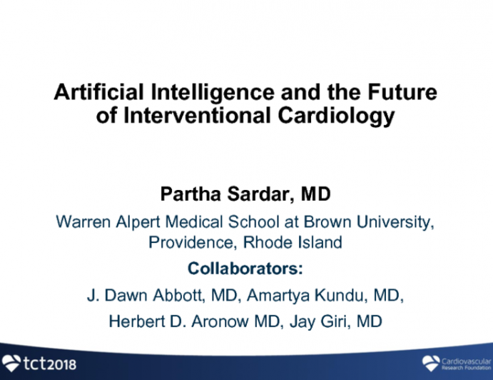 Artificial Intelligence and the Future of Interventional Cardiology