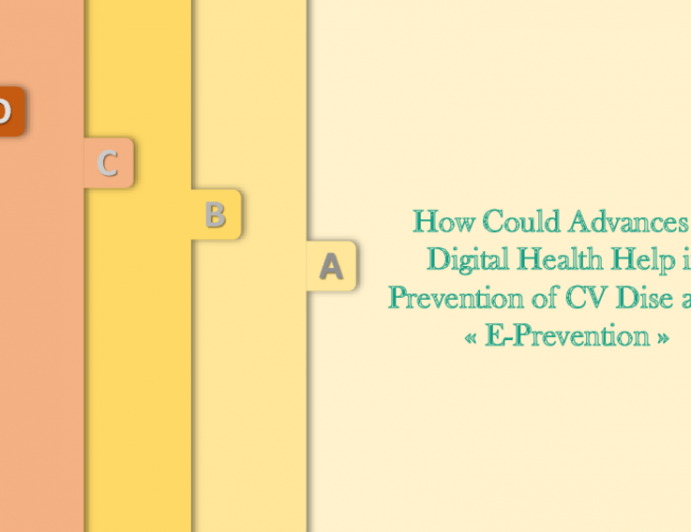 """Advances in Digital Health May Help Prevent Cardiovascular Diseases: """"E-Prevention"""""""