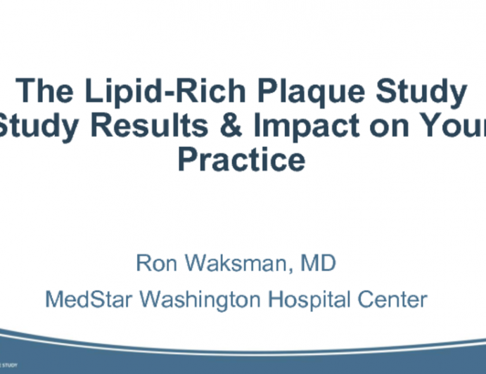 LRP: Summary and Clinical Implications