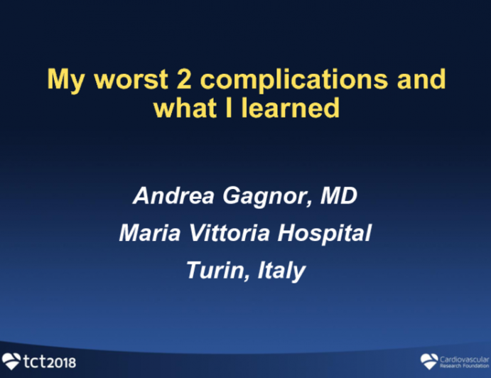 My Worst 2 Complications and What I Learned