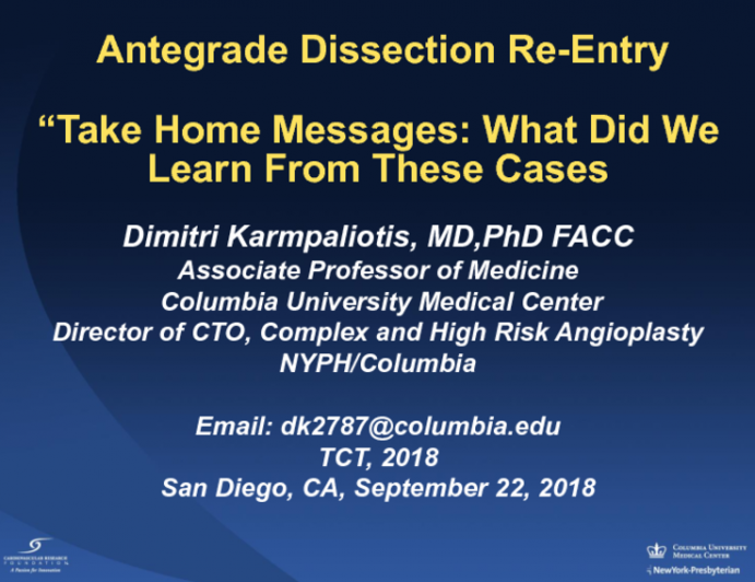 Take-Home Messages: What Did We Learn From These Cases?