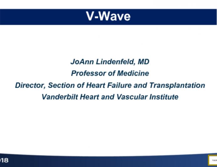 Interatrial Shunts II: V-wave