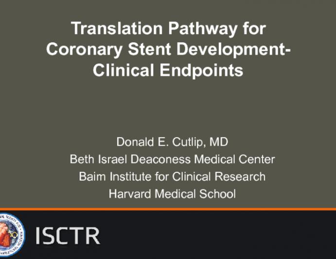 The Methods for Coronary Stent Development