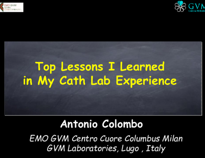 Top Lessons I Learned  in My Cath Lab Experience