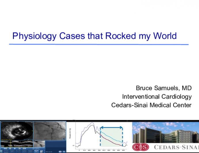 Physiology Cases that Rocked my World
