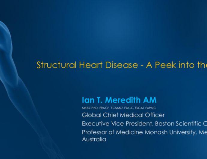 Structural Heart Disease - A Peek into the Future