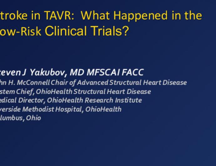 The Evolut Low-Risk Randomized Trial