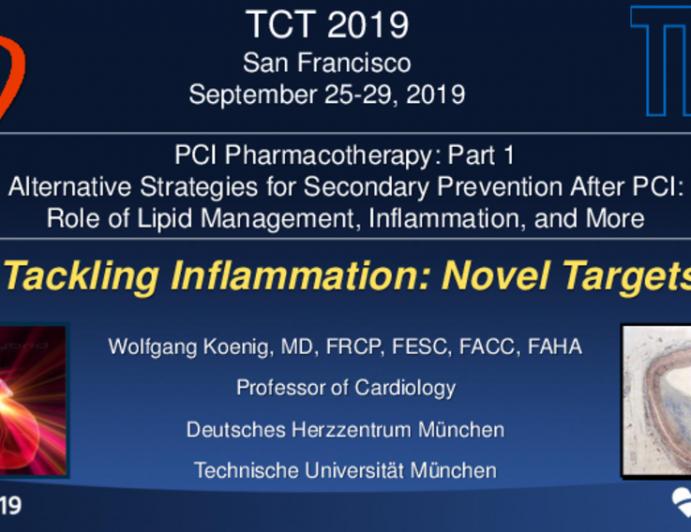 Tackling Inflammation: Novel Targets