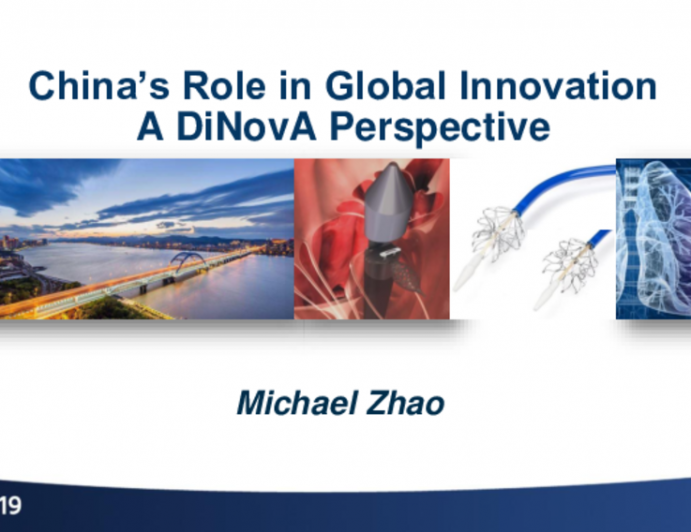 Dinova's Practice of New Innovation Model