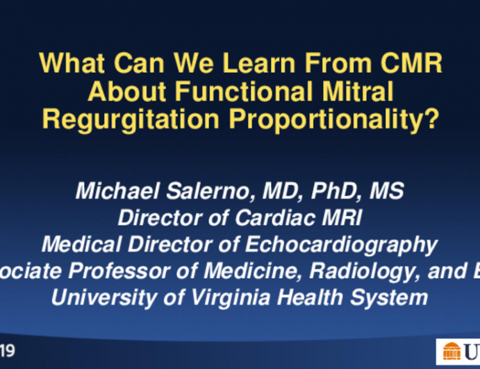 What Can We Learn From MRI About FMR Proportionality?