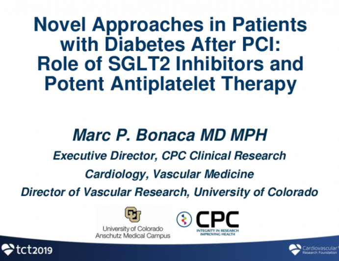 Novel Approaches in Diabetic Patients After PCI: Role of SGLT2 Inhibitors and Potent Antiplatelet Therapy (THEMIS)