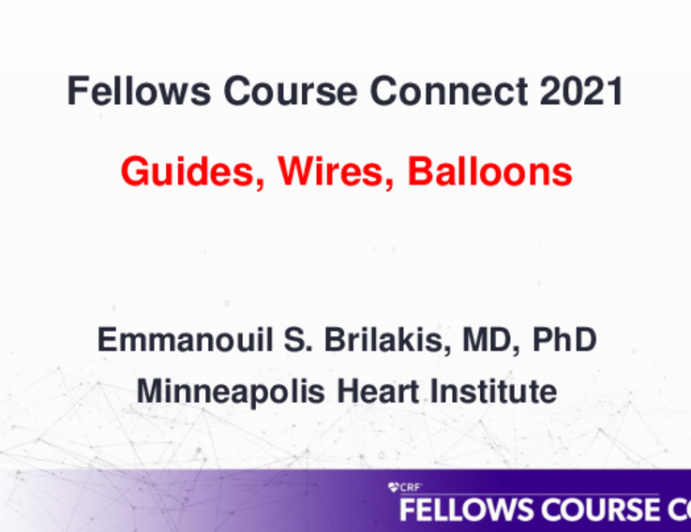 Guides, Wires, Balloons