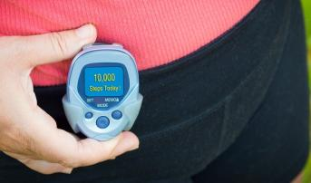 Walk and Talk: Step-Counting Devices Work Best When Paired With Doctor Consults