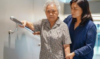 Elderly Women Worse Off Than Men Before and After Acute MI