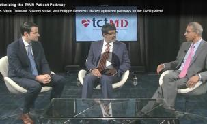 Optimizing the TAVR Patient Pathway