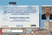 ACE Inhibitors, ARBs Pose No Risk in COVID-19: BRACE CORONA