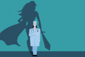 From Heroes to Humans: How Doctors Found Their Voices in 2020