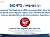 BIONYX: A Randomized Trial Evaluating a Thin Composite Wire Strut Durable Polymer-Based DES Compared with an Ultra-Thin Strut Bioresorbable Polymer-Based DES in an All-Comers Patient Population