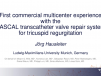 First Commercial Multicenter Experience With the PASCAL Transcatheter Valve Repair System for Tricuspid Regurgitation