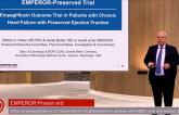 EMPEROR-Preserved: Empagliflozin Improves Outcomes in HFpEF