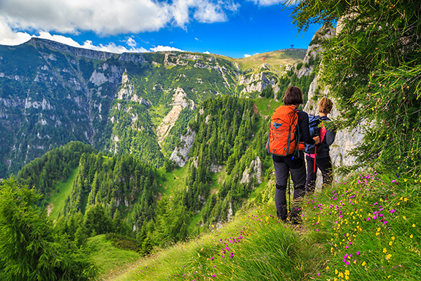 airportprecheck.org blog: 6 Most Incredible Hiking Trails in Europe