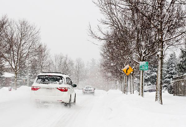 driverslicenseadvisors.org blog: 4 Tips From DriversLicenseAdvisors.org for Driving in Harsh Winter Weather