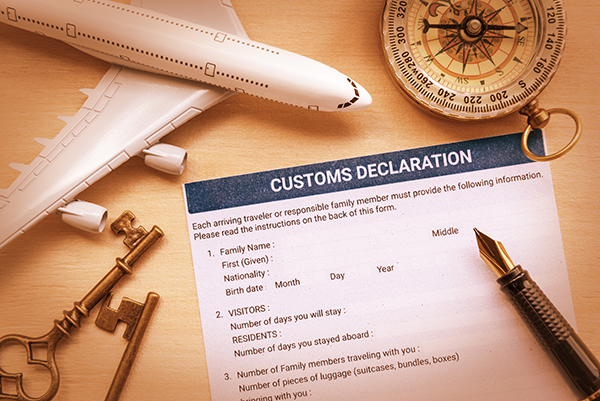 globalentryservices.org blog: The GlobalEntryServices.org Guide to Properly Filling out a Customs Declaration Form