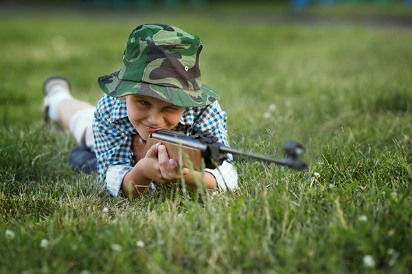 hunting-license.org blog: When to Bring Children Hunting: Advice From Hunting-License.org