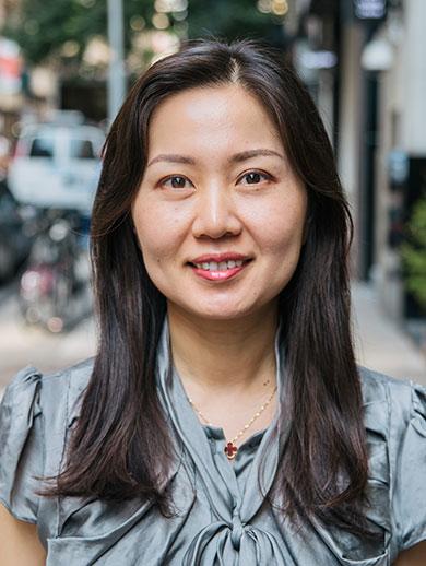 X. Ellen Qian, FNP-C