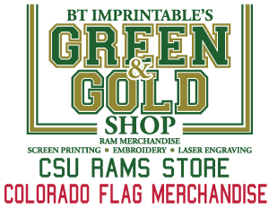 Bt Imprintables Green and Gold Shop
