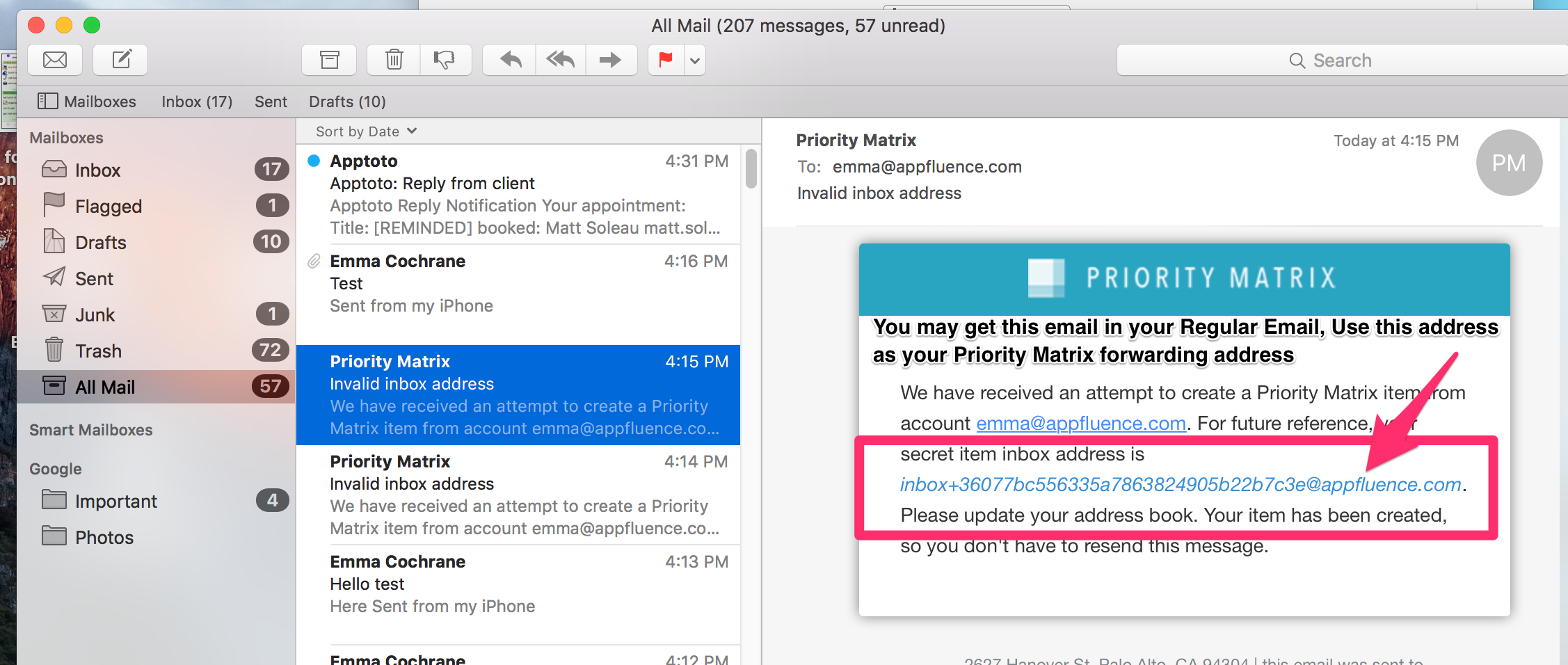 how to email a pdf from an iphone