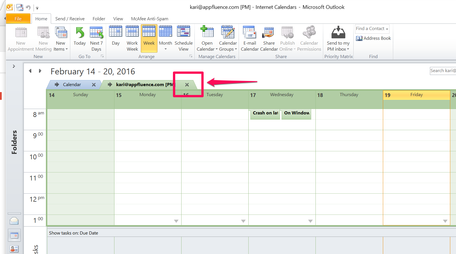 How Can I Sync Priority Matrix with Outlook 365 Calendar? « Priority