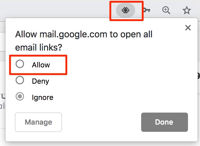 change default gmail account on chrome