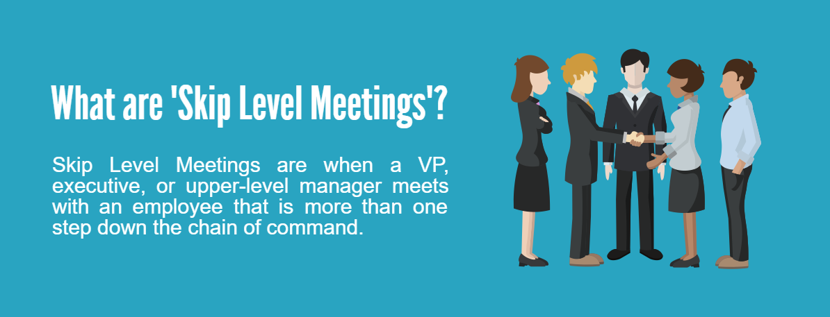 Skip level meeting definition