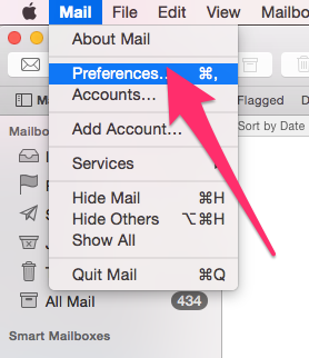 How to Set Up Automatic Email Forwarding into Priority