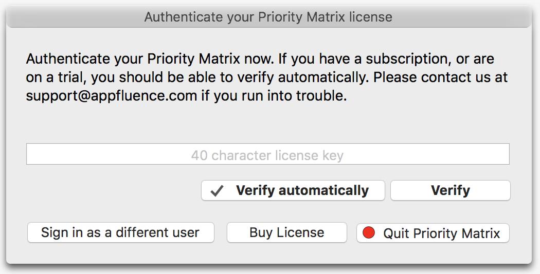 Verify Automatically