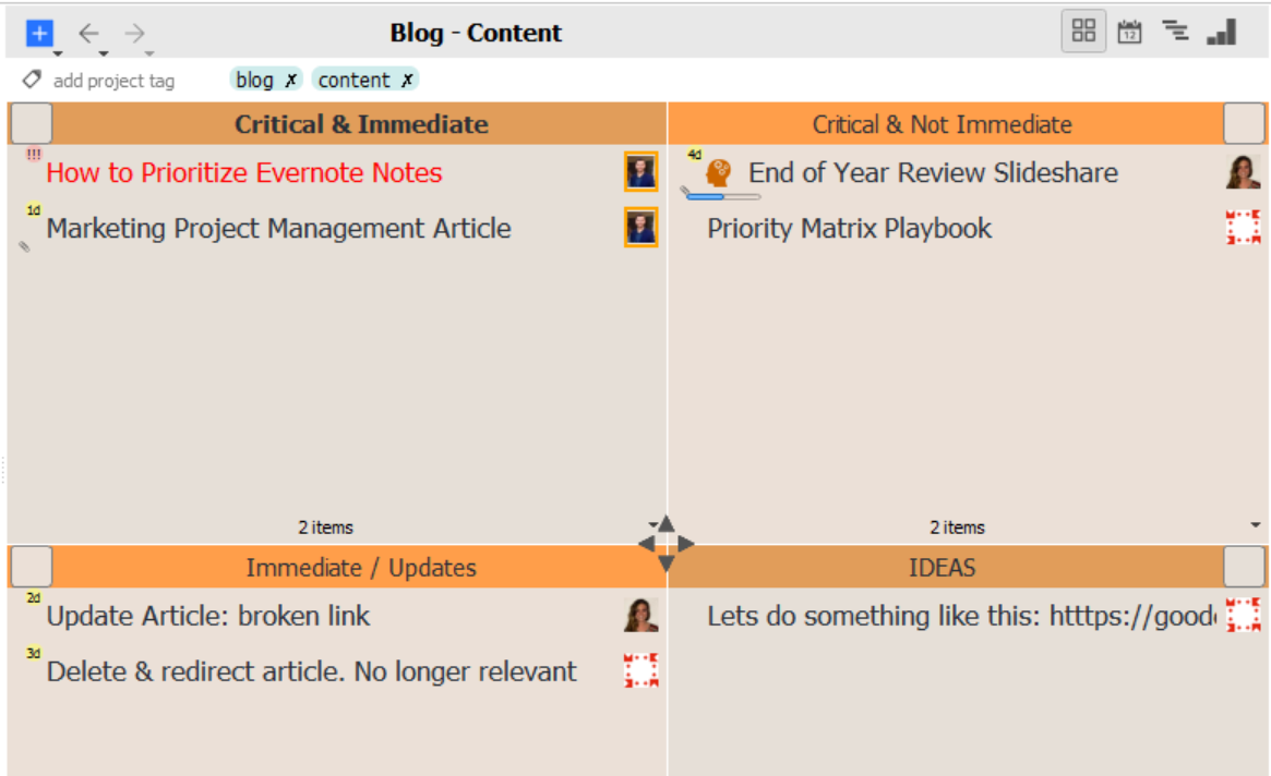 managing a content marketing team