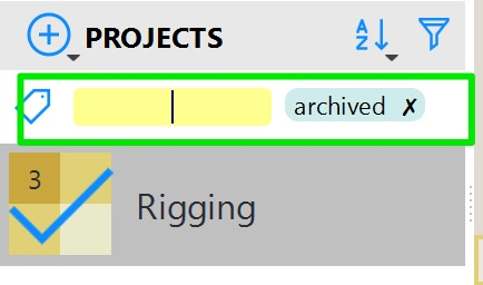 Archive Projects On Windows